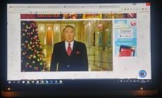 Новый год 2017 в Алматы — салюты, Есентайка, Аль-Фараби
