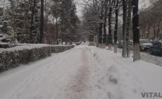 Синдром внезапной зимы в Алматы — зима будет