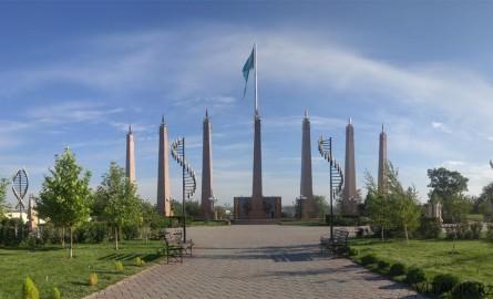 Парк Независимости — Шымкент, фотографии
