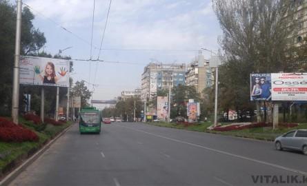 Бишкек 2016: Ошский базар, прогулки по городу