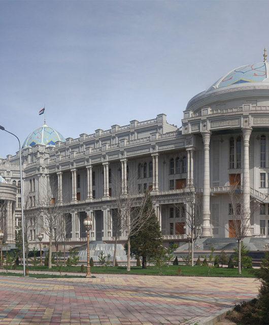 Касри Навруз Душанбе