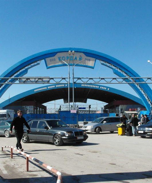 Алматы Бишкек дорога как добраться 2018
