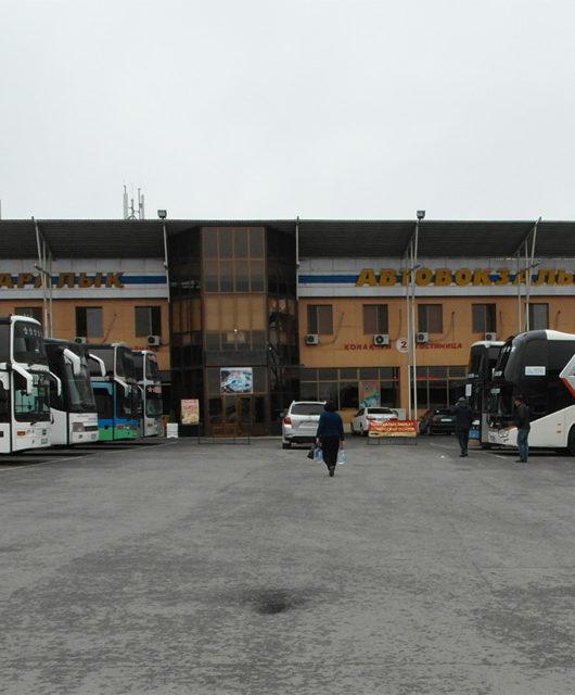 Автовокзал Самал Шымкент 2018