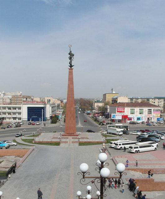 Поездка в Шымкент 2018