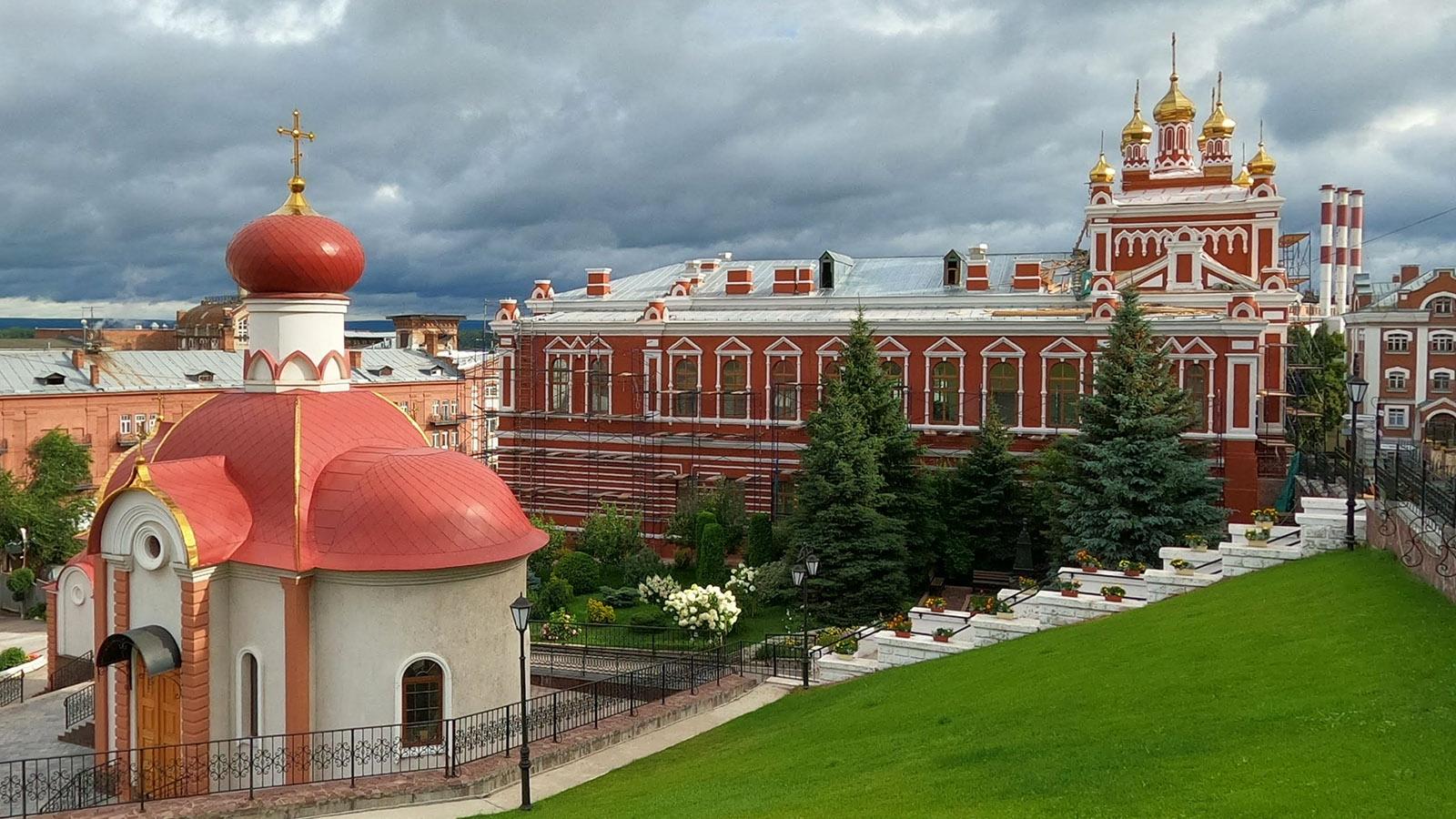 Самара 2020 путешествие по России